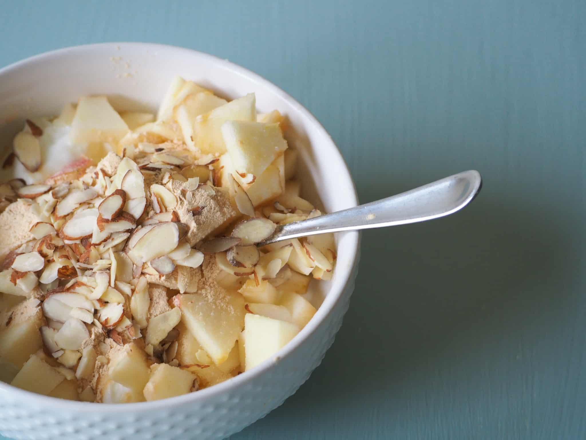 Baobab Yogurt Breakfast - THM Crossover
