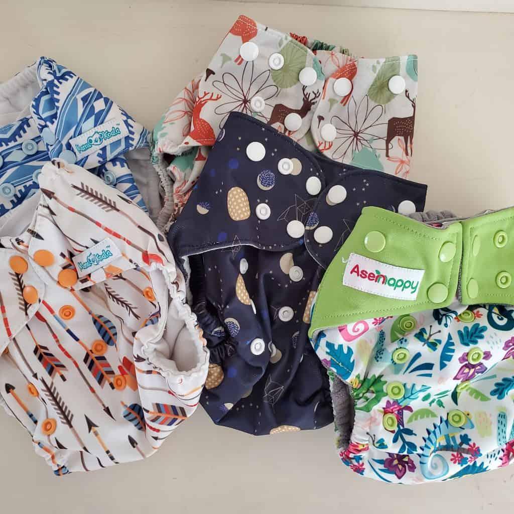 Cloth Diapering Essentials