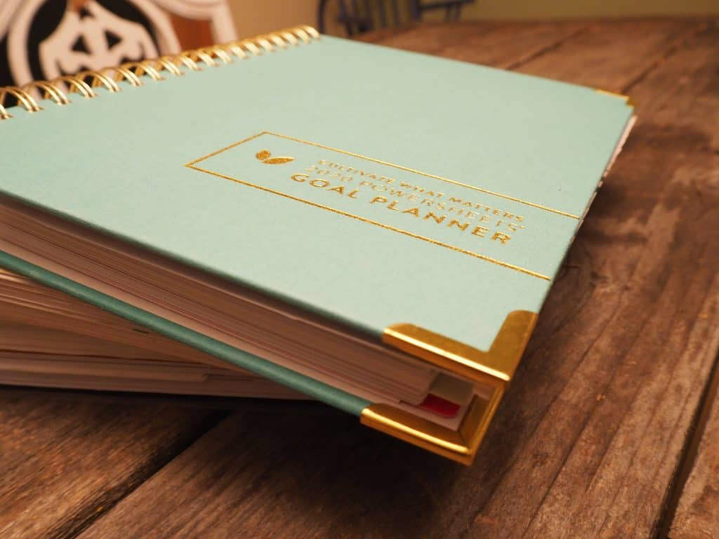 Powersheets 2020 - Planner Resources