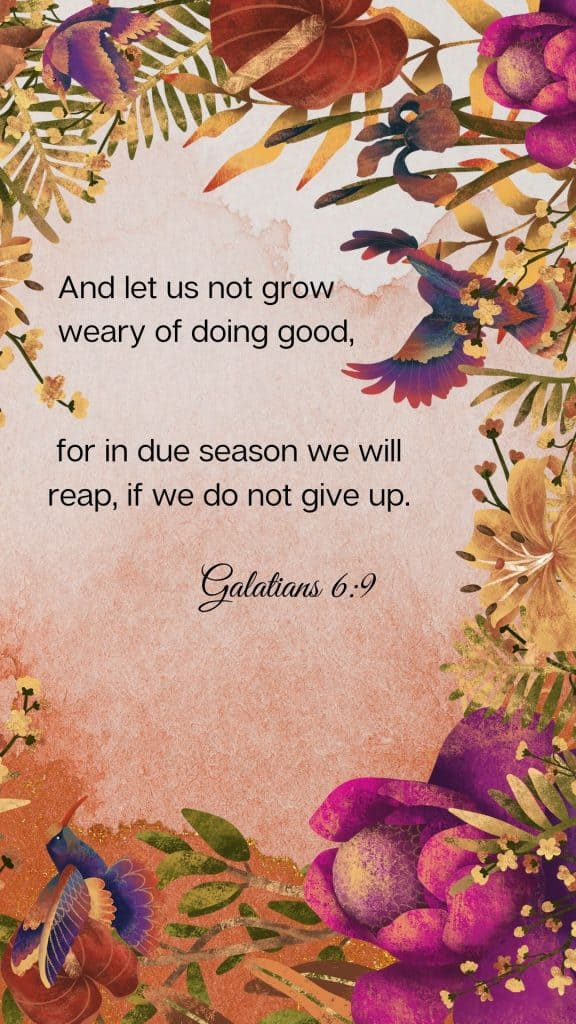 Bible verses for struggling moms