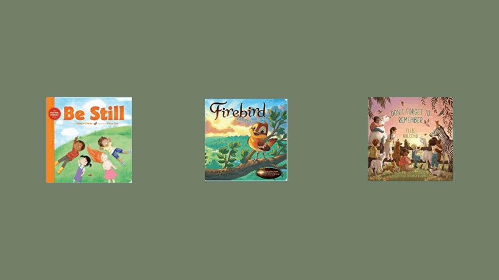 Best christian kid books image of three