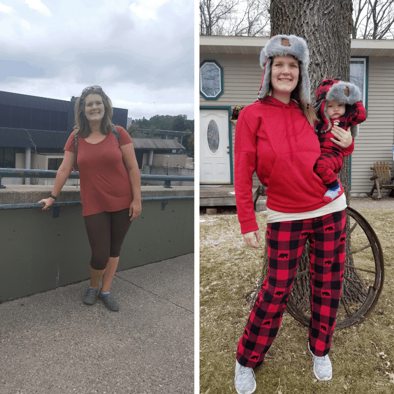 weight loss difference picture with before and after.