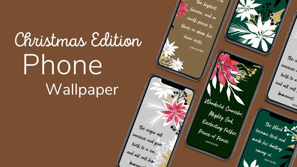 Wall Paper Christmas Edition