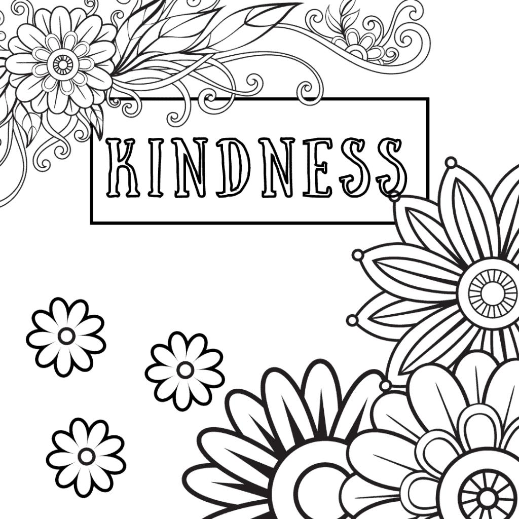 kindness square image