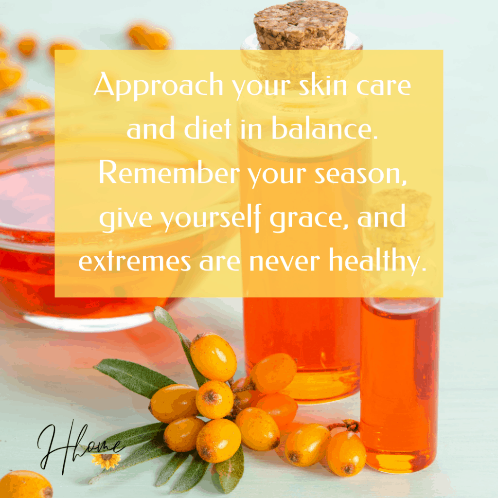 Sea buckthorn face oil quote