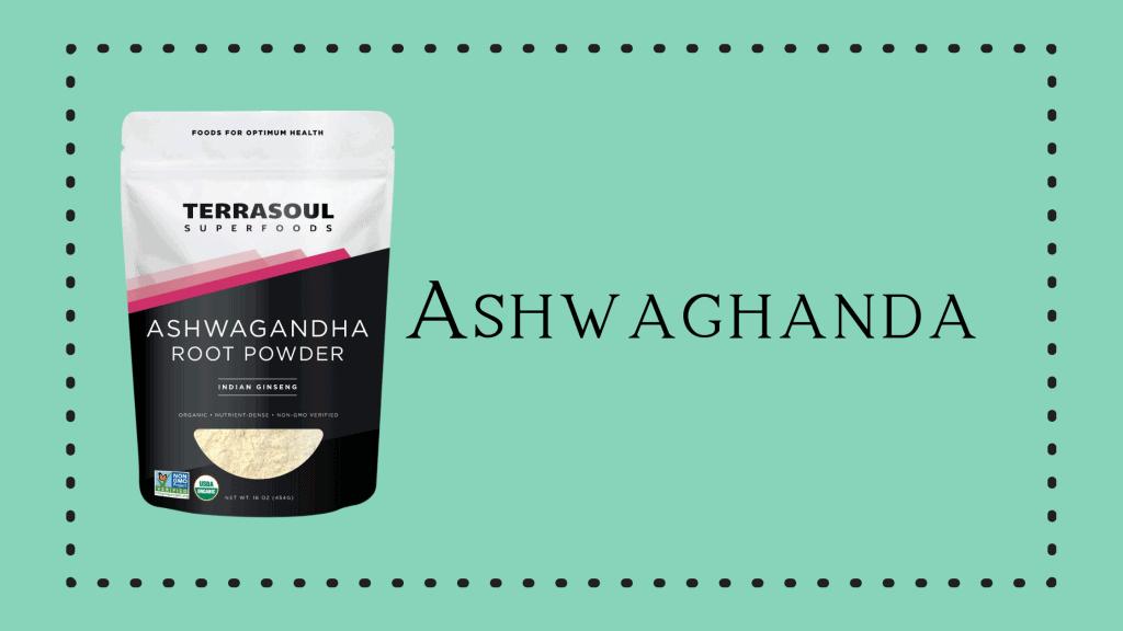 Ashwagandha ad