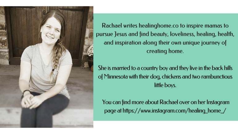 about Rachael