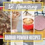 baobab powder recipes