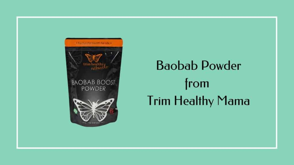 baobab powder from thm