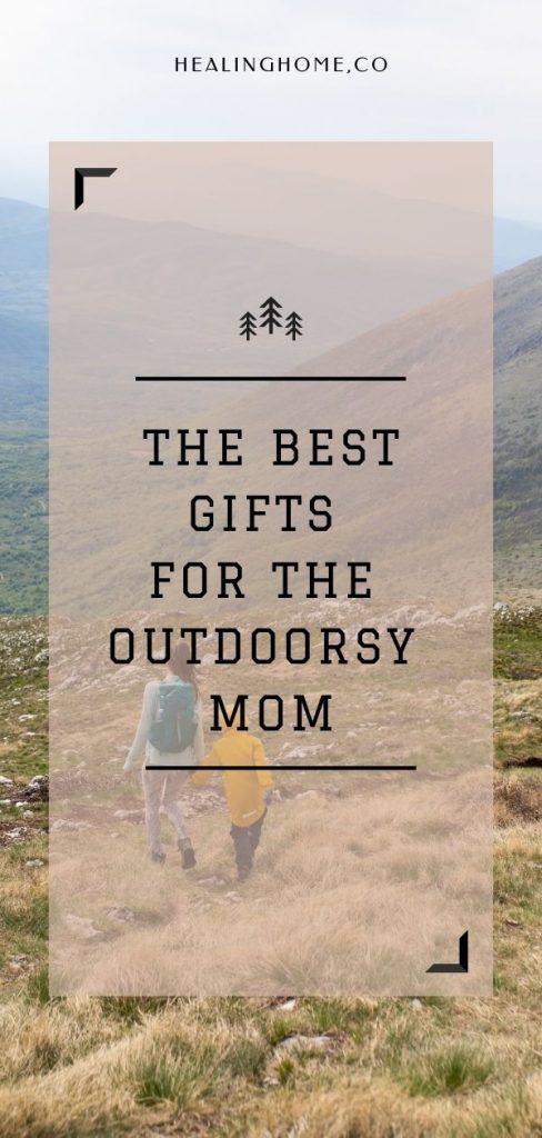 outdoor mom walking