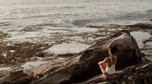 what does the bible say about self-care with women on a beach