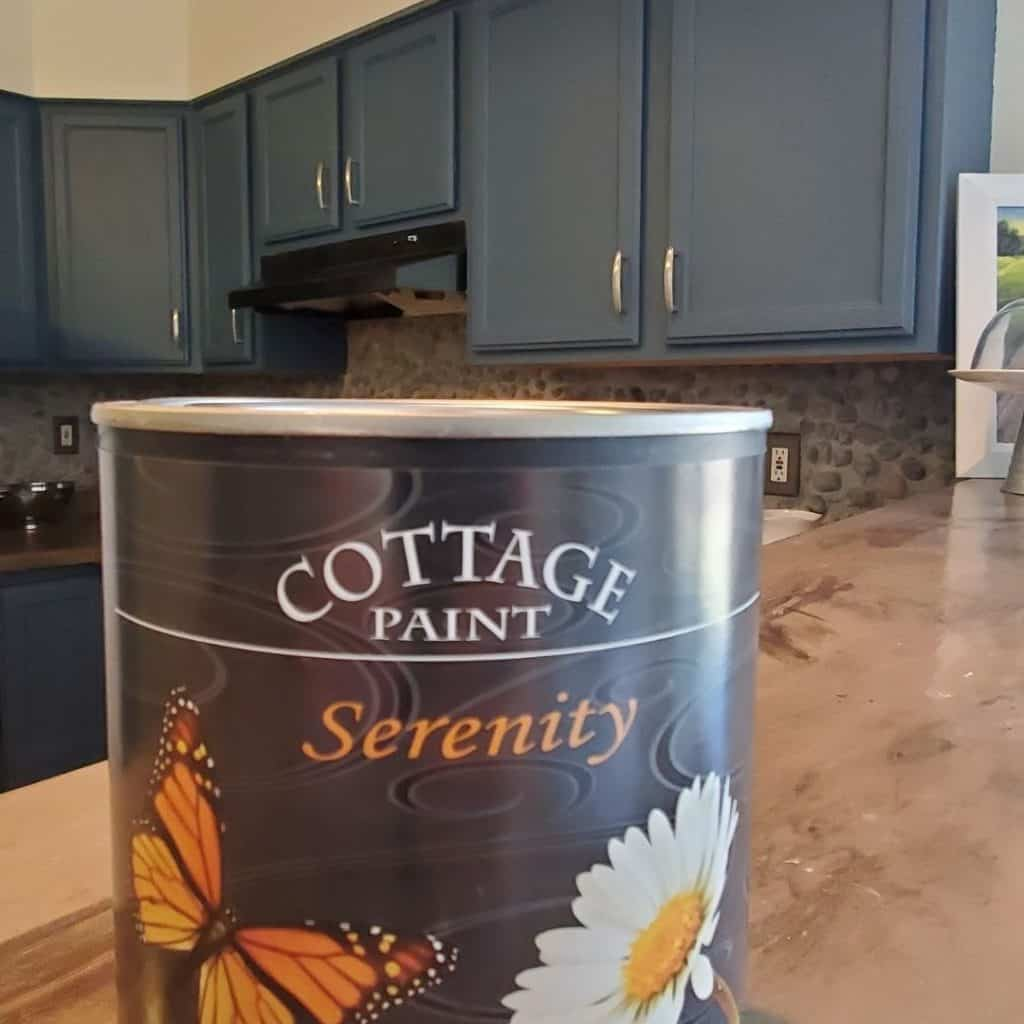 cottage paint can