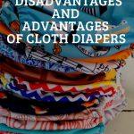 cloth diaper stack - advantages of cloth diapers