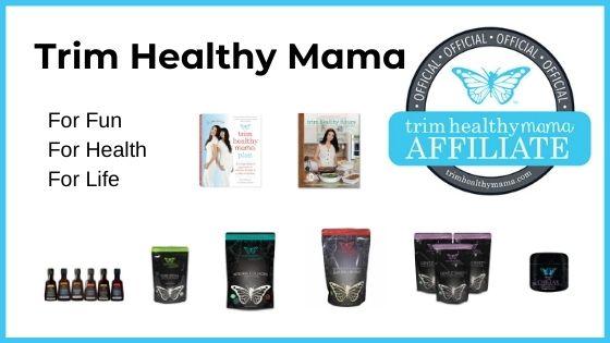 Trim Healthy Mama Affiliate Ad