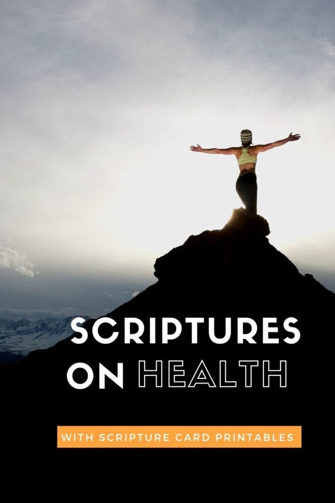 scriptures on health